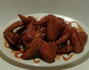 Jumbo Hot Sweet & Gooey Wings