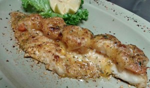 cajun shrimp haddock